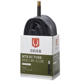 Onza MTB Cykelslange 0.6mm, 26 x 1.90 - 2.125 sort
